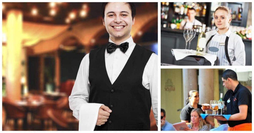 Trucos de camarero para aumentar sus propinas
