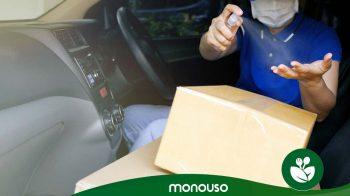 Chaves para recolher embalagens sem risco sanitário