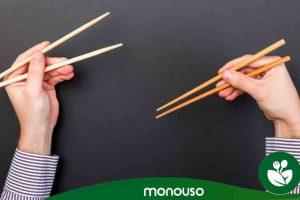 Como usar pauzinhos para exibir o seu sushi