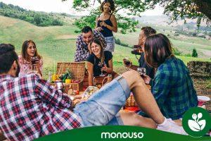 Comida para acampar: receitas para um dia ao ar livre