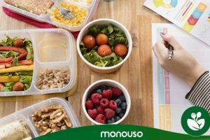 Alimentos ideais para congelação em tupperware