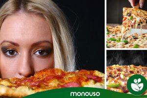 Quantas calorias tem a pizza mais divina