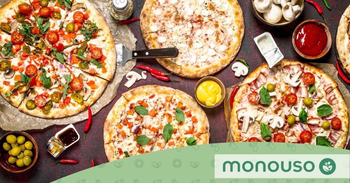 ¿Cuánto midió la pizza más grande del mundo?