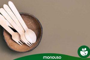 Talheres de bambu: Como é que isso o beneficia?