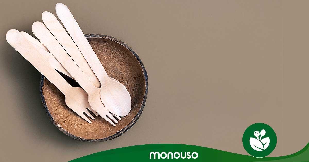 Cubiertos de bambú: ¿En qué te benefician?