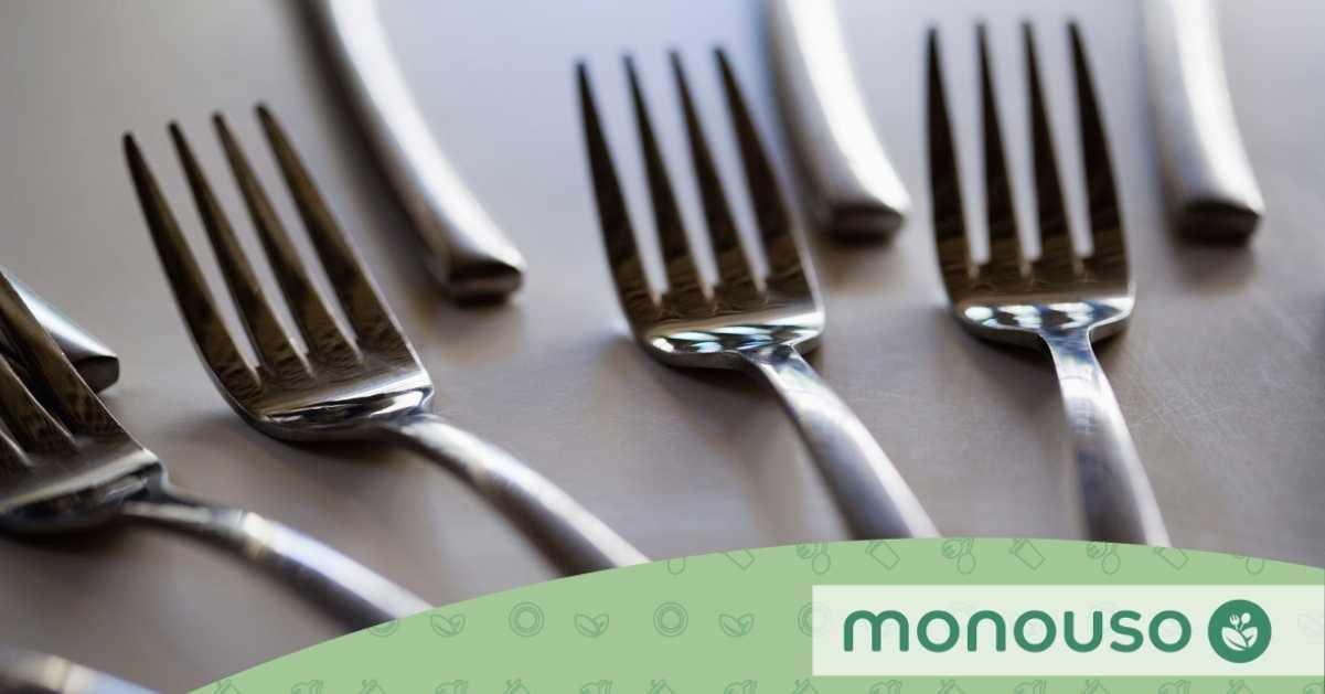 Descubre los tipos de tenedores en un restaurante