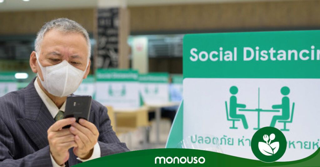 Distancia social en restaurantes: La nueva realidad