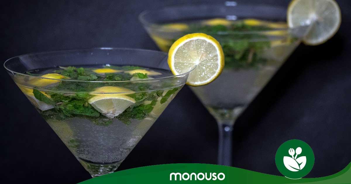 Los mejores vasos de plástico de Martini