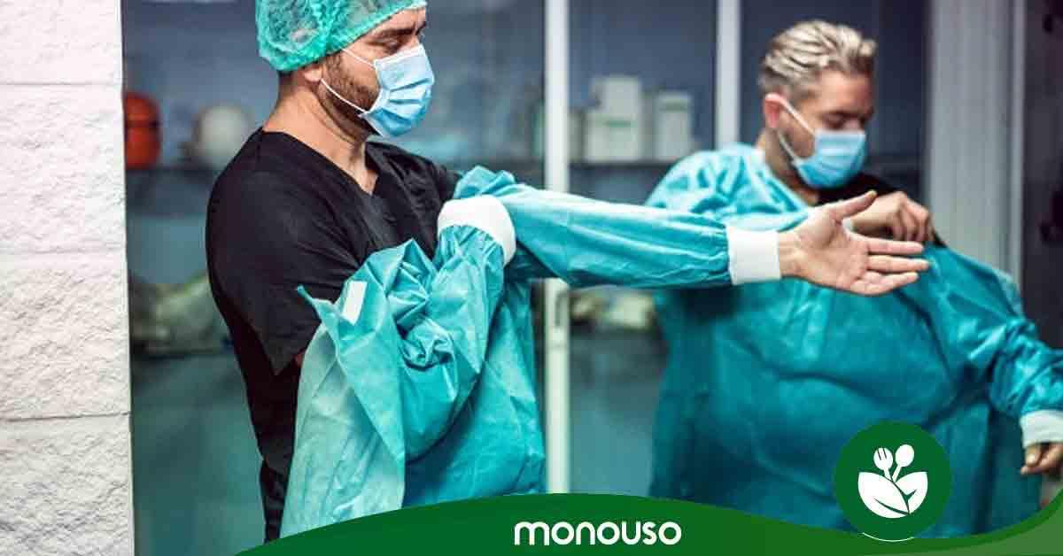 ¿Qué son las batas quirúrgicas?