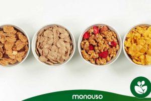Muesli, granola e cereais, são eles o mesmo?