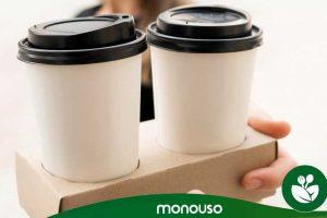 Porta-copos de cartão: o melhor aliado para as cafetarias