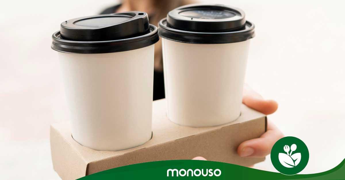 Portavasos de cartón: el mejor aliado de las cafeterías