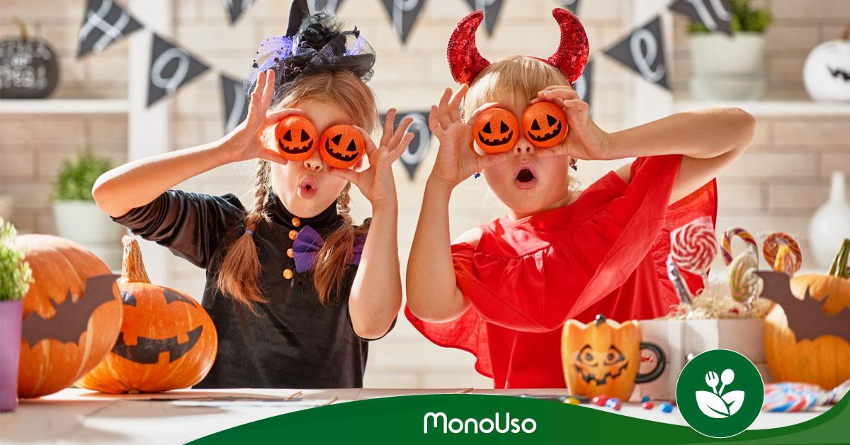 Pratos de Halloween para crianças – Rápido e fácil