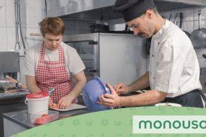Salários de assistente de cozinha: funções e outros dados
