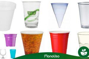 Como escolher os copos de plástico descartáveis ideais