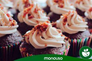 Tipos de apresentação de doces em caixas de pastelaria