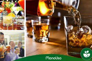 Quantos copos saem de uma garrafa?