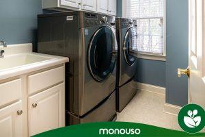 Como limpar a máquina de lavar e secar roupa
