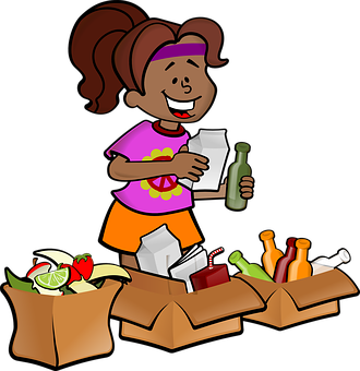 Materiales biodegradables y reciclables