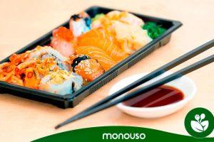 Top 3 produtos para sushi Monouso 2020