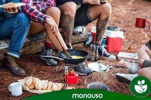 Pratos de campismo: a melhor maneira de apreciar as suas refeições ao ar livre